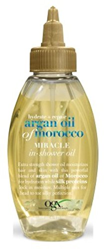 OGX Miracle In Shower Oil, Hydrate + Repair Argan Oil of Mor