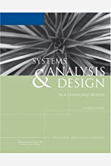 Systems Analysis & Design in a Changing World, Fourth Edition Hardcover