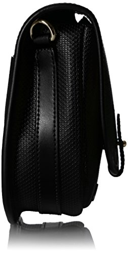 Bag Lacoste Crossover Black Chantaco Round qXwHw06