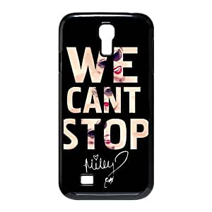 Collectibles Miley Cyrus Samsung Galaxy S4 I9500 Case Cover We Can Not Stop Quotes