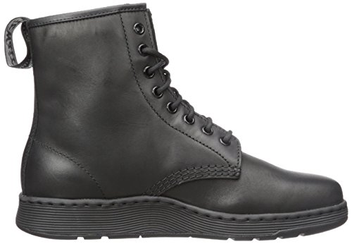 Dr. Martens Newton Temperley Leather Mono Fashion Boot Black EFQYqgJ