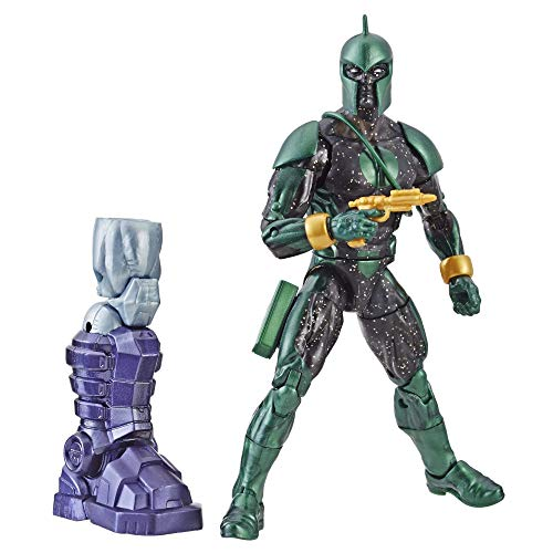 Marvel 6-inch Legends Genis-Vell Figure for Collectors, Kids, and Fans from Marvel