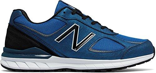 Balance M770v2 Men's New Running Shoe Black Royal Blue PqOydw