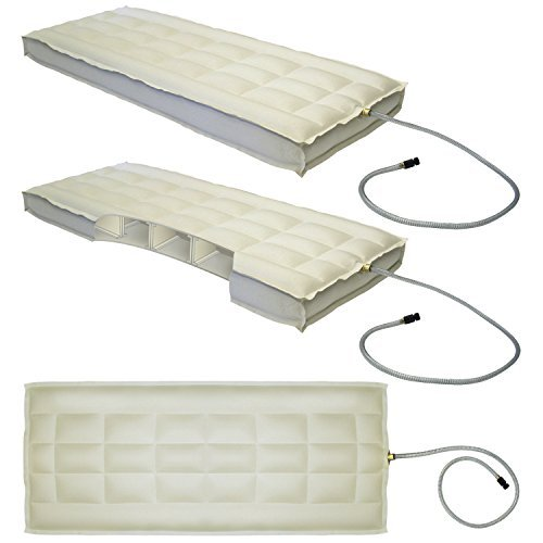 Air Chambers Replacements for Select Comfort Sleep Number E KING Air Chamber For Dual Hose Mattress Pump with Free Adaptor (1)