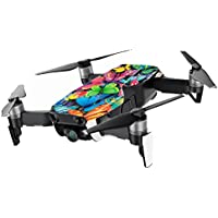 MightySkins Skin for DJI Mavic Air Drone - Butterfly Party | Min Coverage Protective, Durable, and Unique Vinyl Decal wrap cover | Easy To Apply, Remove, and Change Styles | Made in the USA