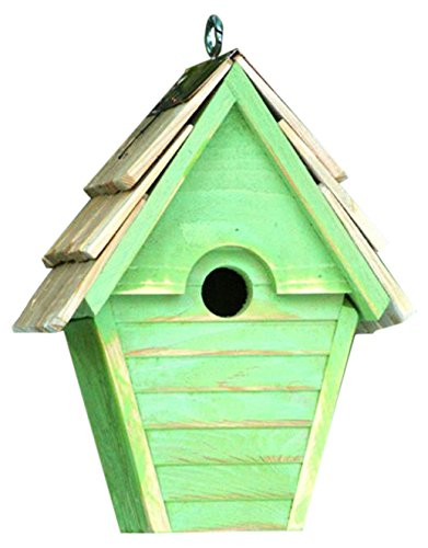 Heartwood 082I Wren-in-the-Wind Bird House Decorative by Heartwood