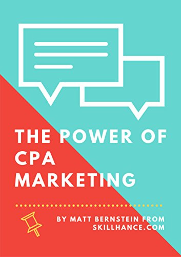 The Power of CPA Marketing - Website Spot