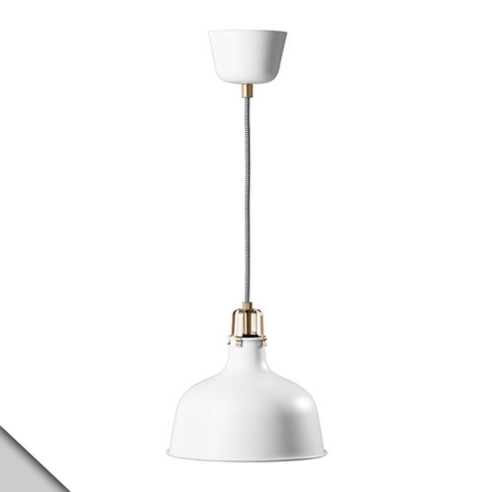 detailed look ed0ab 2bff5 IKEA - RANARP Pendant lamp Metal 9