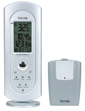 Taylor Precision Taylor 1434 Digital Wireless Thermometer...