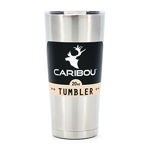 Camco 51861 Caribou Stainless Tumbler