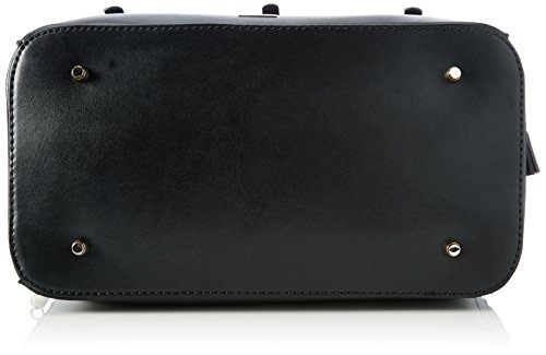 Stella Maris STMB601-02  - Bolso para mujer con organizador de bolsillo extraíble, color negro