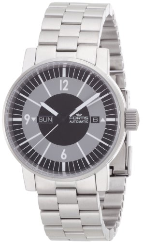 Fortis Space Matic Classic Black Men Watch 623.10.38M
