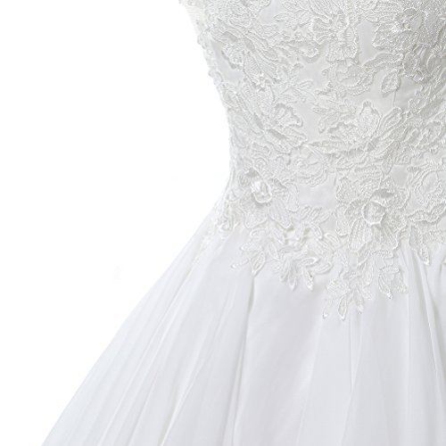 Kevins-Bridal-Lace-V-Neck-Wedding-Dress-Illusion-Chiffon-Beach-Wedding-Gown-Straps