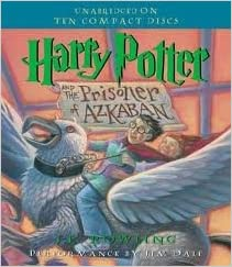 Harry Potter And The Prisoner Of Azkaban Publisher Listening