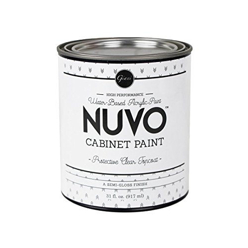 (Nuvo Cabinet Paint Topcoat, 31 Fl. Oz,)