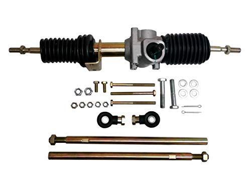 ATV Parts Connection | Replacement Steering Gear Rack & Pinion Assembly for 2009-2012 Polaris RZR S 800 / RZR 4 800 4x4 UTV | Replacement to # - Parts Atv Replacement