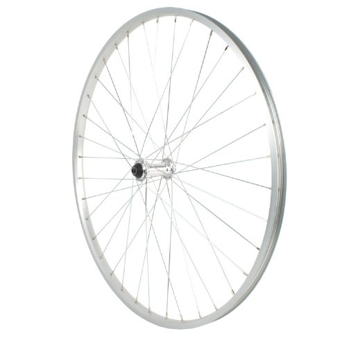 Sta Tru Quick Release Silver ST735 36H Rim Front Wheel (700X35) (Best All Round Road Bike Wheels)
