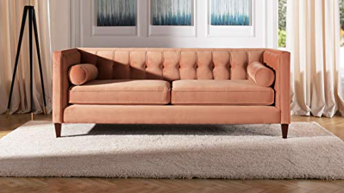 Amazon.com: Jennifer Taylor Home Jack Collection Sofá ...