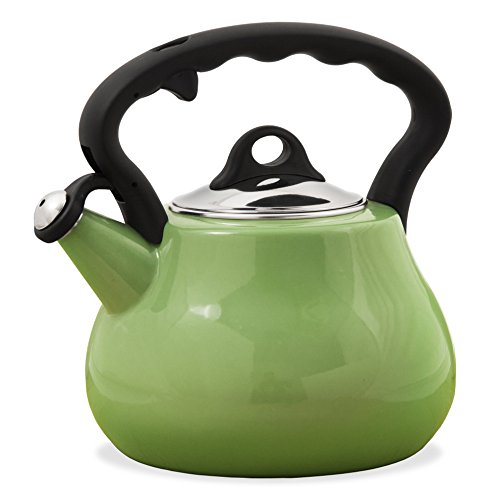 Remedy Lovely Lady 2 quart Kettle, Granny Apple