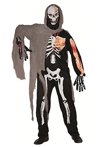Price comparison product image EARTH LEAD (grounding) all kinds of Halloween cosplay costume skeleton ghost skull skull costume event party (02.