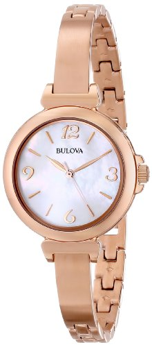 Bulova Women's 97L137 Stainless Steel Watch
