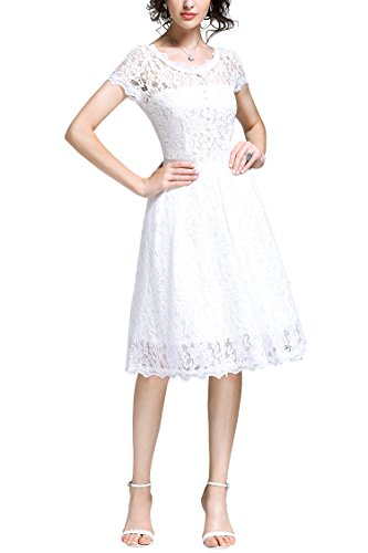OWIN Womens Vintage Rockabilly Bridesmaid