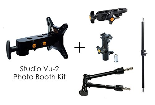 Vu Booth - Studio Vu 2 Monitor Mount Kit by Tether Tools