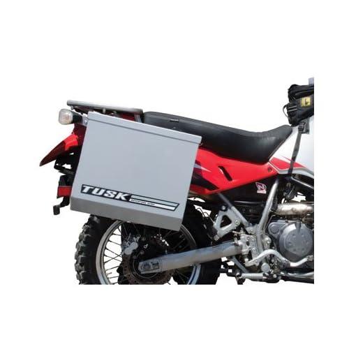 Suzuki DRZ 400 S SM Tusk HD Aluminum Adventure Panniers