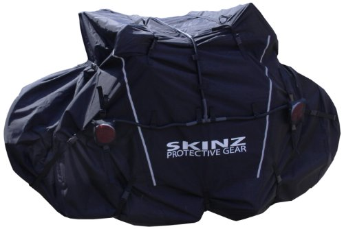 Skinz Protective Gear Rear Transport Cover with Light Kit (1-2 Bikes) ()