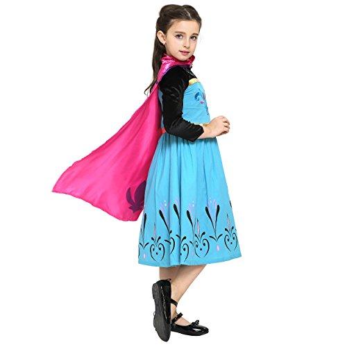 60off Katara Vestido De Disfraz De Princesa Inspirado