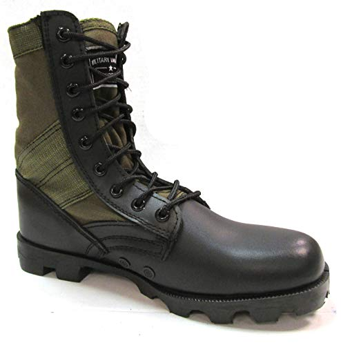 Military Uniform Supply Jungle Boots Olive DRAB - 11 Regular