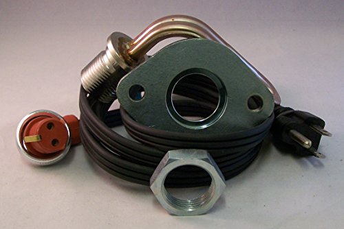 Engine Heater Kit compatible with DETROIT DIESEL 3
