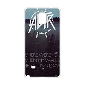 Happy ADTR Cell Phone Case for Samsung Galaxy Note4