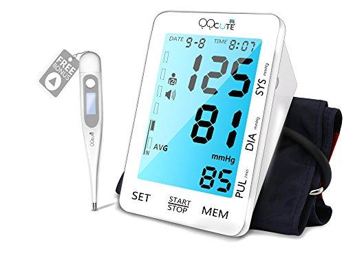 upper arm blood pressure machine - 6