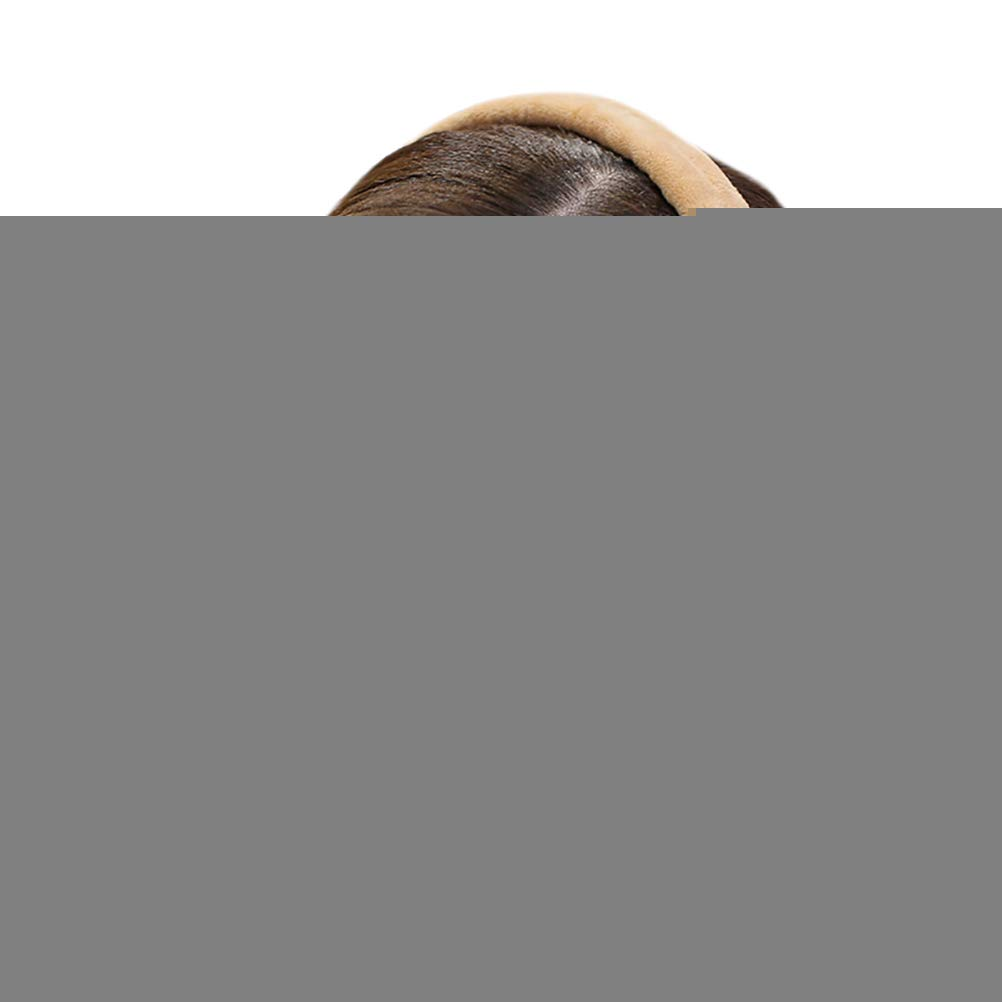 ENCOCO Kids Funny Luminous Earmuffs Winter Warm Plush Foldable Earmuffs Ear Warmer