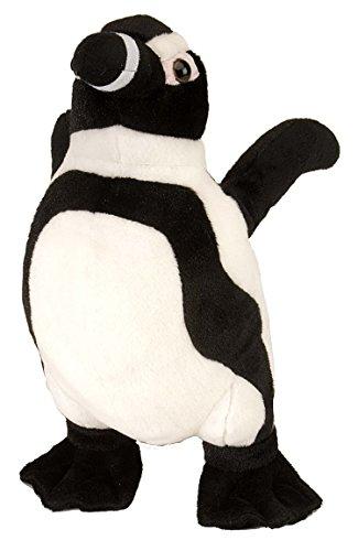 "Wild Republic Cuddlekins 12"" Black Footed Penguin"