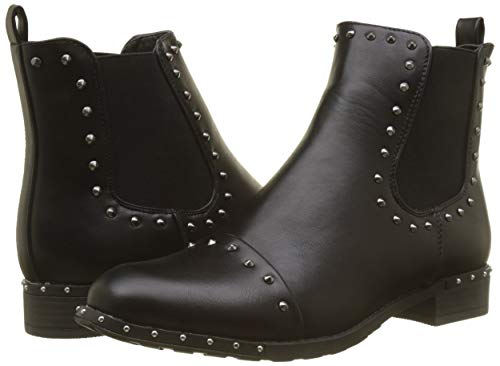Factory Femme Bottines s Noir 001 Dolores Divine Chelsea noir The 5wFxXaqX