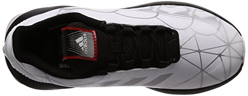 adidas Starwars RapidaRun K, Zapatillas de Deporte Unisex Niños Blanco (Ftwbla / Negbas / Escarl 000)