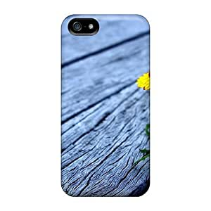 GraceFavor UXsKt1084VuKLE Skin For Iphone 5/5S Phone Case Cover (lonely But Strong)