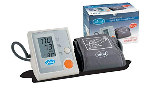 VITAL AUTOMATIC DIGITAL BLOOD PRESSURE MONITOR LD-578 From Dr Sayanis