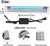 U/V Ozone Lamp U/V/C Light Bulb Quartz Lamp
