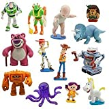 Disney Deluxe Toy Story 3 Figurine Play Set -- 13-Pc.