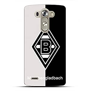 Best Design FC Monchengladbach Collection Football Club Phone Case Cover For LG G4 3D Plastic Phone Case