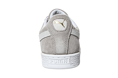 Erwachsene Classic Sneaker Unisex Suede Puma Grau Bw5vtwq
