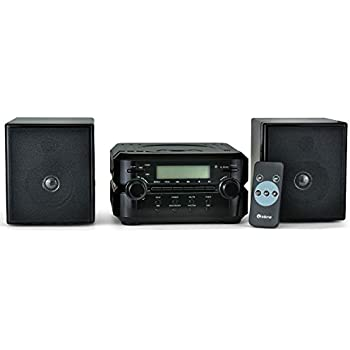 Amazon Com Ilive Wireless Home Stereo System With Cd
