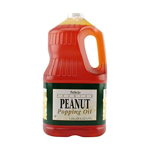 Snappy Popcorn Perfecto Premium 1 Gallon Peanut Popping Oil by Snappy Popcorn