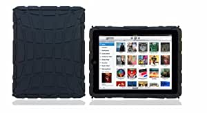 Hard Candy Cases Street Skin Case for Apple iPad, Black, (RU-IPAD-BLK)