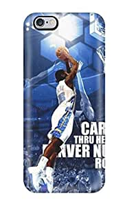 Cute Appearance Cover/tpu GKZMzeA9489DNYdF Carmelo Anthony Case For Iphone 6 Plus(3D PC Soft Case)