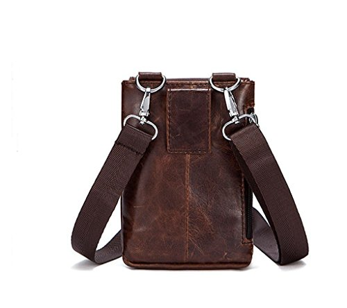 università Sucastle Uomo Messenger 11 Borsa D'affari Tracolla Pelle 5x16cm Tipo Spalla In Bag A 5x2 Vintage 2 1 viaggio wwqd6nrzO