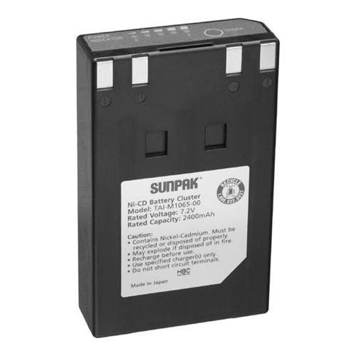 Sunpak Nicad Battery for TR-2000 Power Pack (replacement battery)